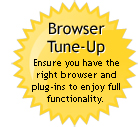 Browser Tune-Up